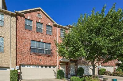 Denton County Townhouse For Sale: 2528 Chambers Drive
