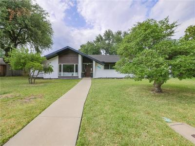 Dallas Single Family Home For Sale: 3339 Citation Drive