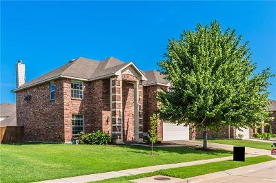 Lewisville Single Family Home For Sale: 640 White Rock Drive