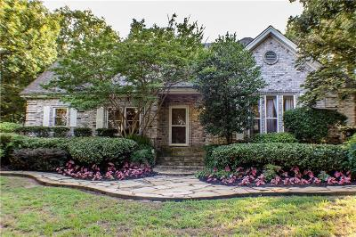 Denton County Single Family Home For Sale: 1451 Rolling Acres Drive