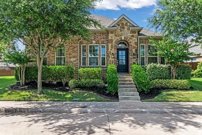 Mckinney Single Family Home For Sale: 5305 Buckland Drive