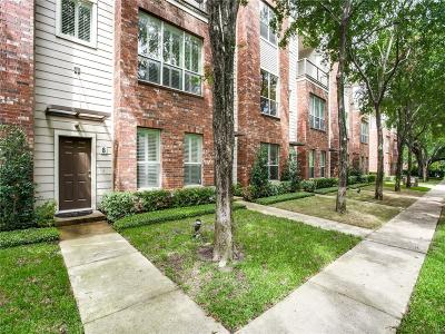 Dallas County Townhouse For Sale: 4315 Holland Avenue #8