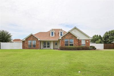 Crandall Single Family Home For Sale: 402 Augusta Circle