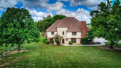 Parker County Single Family Home For Sale: 351 Union Lane