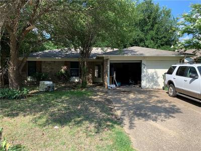 Mansfield Single Family Home For Sale: 601 Plainview Drive