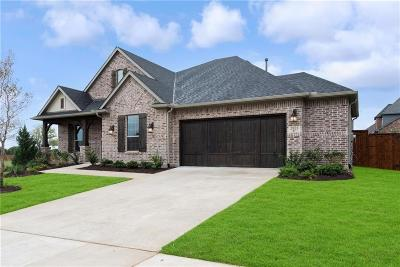 Celina Single Family Home For Sale: 2821 Maverick
