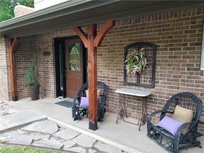 Sherman Single Family Home For Sale: 1817 Meadowlake Drive