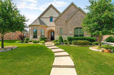 Prosper Single Family Home For Sale: 4300 Red Wing Drive