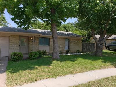 Lewisville Single Family Home For Sale: 267 Ridgeway Circle