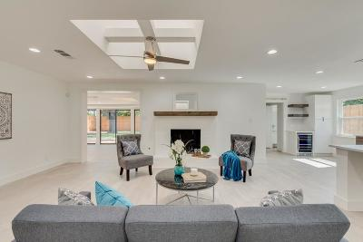 Single Family Home For Sale: 3312 Camelot Drive