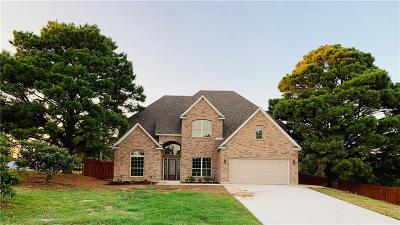Johnson County Single Family Home For Sale: 1713 Summit Drive