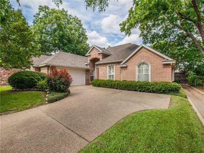 Arlington Single Family Home For Sale: 1015 Village Green Court