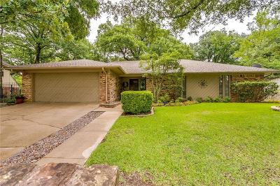 Arlington Single Family Home For Sale: 4503 Spring Creek Road