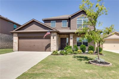 Azle Single Family Home For Sale: 147 Creekview Drive