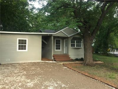 Single Family Home For Sale: 555 Gilcrease