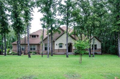 Corsicana Single Family Home For Sale: 883 Sailboat Drive