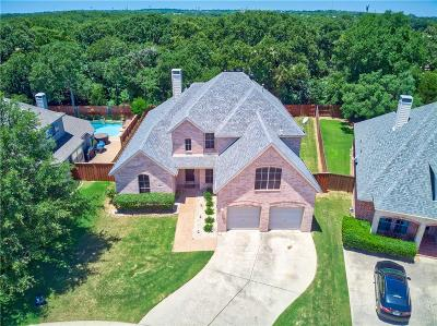 Corinth Single Family Home Active Option Contract: 1903 Rocky Court