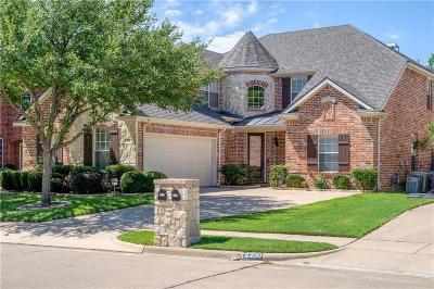 Keller Single Family Home For Sale: 2202 Watercrest Drive