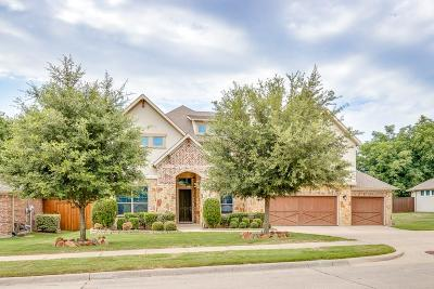 McKinney Single Family Home For Sale: 4033 Oxbow Drive