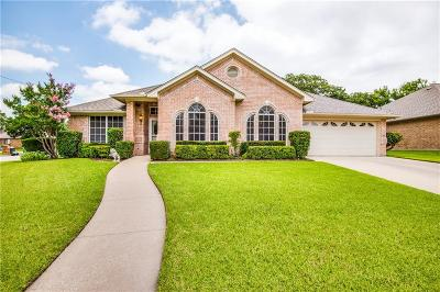 North Richland Hills Single Family Home For Sale: 7044 Spanish Oaks Drive