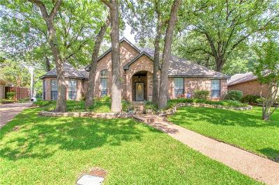 Arlington Single Family Home For Sale: 5221 Boyd Trail