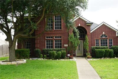 Desoto Single Family Home For Sale: 1401 Knob Hill Drive
