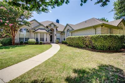 Rockwall Single Family Home For Sale: 715 Big Oak Court