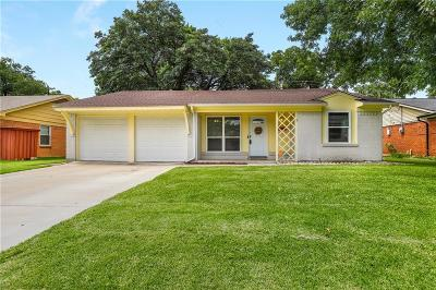 Farmers Branch Single Family Home For Sale: 3205 Damascus Way