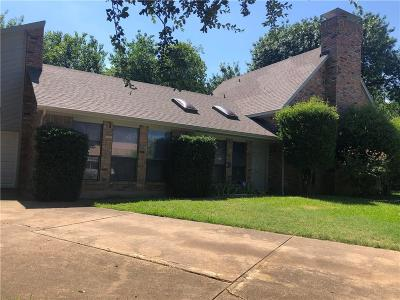 Dallas County Single Family Home For Sale: 615 Nantucket Circle