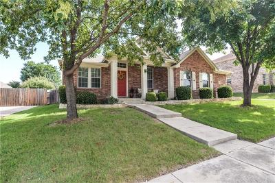 North Richland Hills Single Family Home Active Contingent: 6321 Saint Andrews Drive