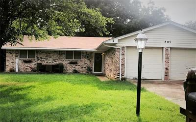 Palo Pinto County Single Family Home For Sale: 805 Park Drive