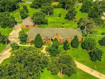 Burleson TX Single Family Home For Sale: $565,000