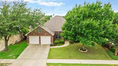 Sachse Single Family Home For Sale: 7229 Country Club Drive