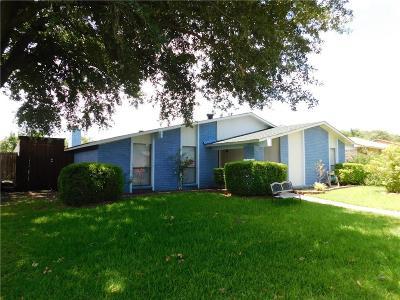 Dallas County Single Family Home For Sale: 3018 Tres Logos Lane