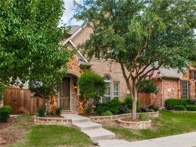 Carrollton Single Family Home Active Option Contract: 4321 Kestrel Way