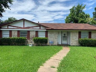 Mesquite Single Family Home For Sale: 2211 Luau Street