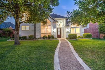 Plano Single Family Home Active Contingent: 1328 Auburn Place
