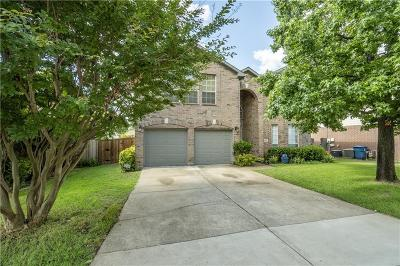 Flower Mound Single Family Home For Sale: 2509 Katina Drive