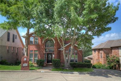 Rockwall Single Family Home For Sale: 126 Mischief Lane