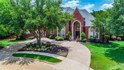 McKinney Single Family Home For Sale: 1804 Highview Court