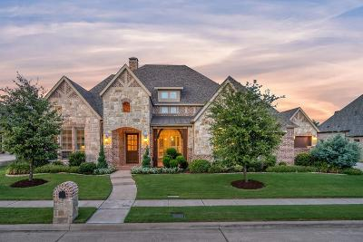 Southlake TX Single Family Home For Sale: $1,025,000