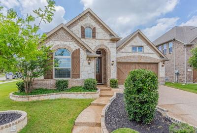 Euless Single Family Home Active Option Contract: 601 Whitetail Road