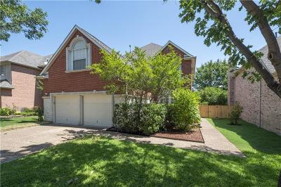 Irving Single Family Home For Sale: 2916 Waterford Drive
