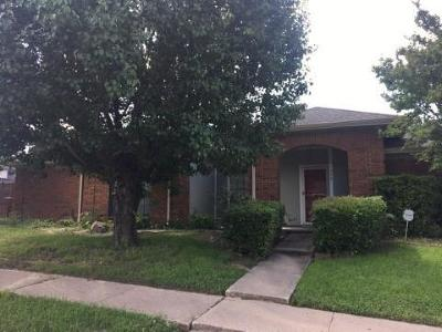 Coppell Residential Lease For Lease: 649 Coats Street