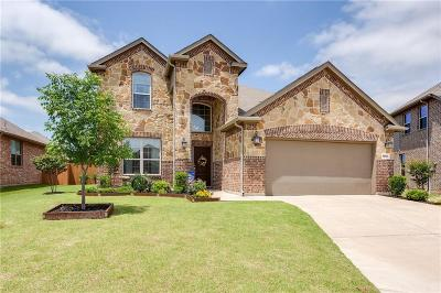 Prosper Single Family Home Active Option Contract: 16721 Stillhouse Hollow Court