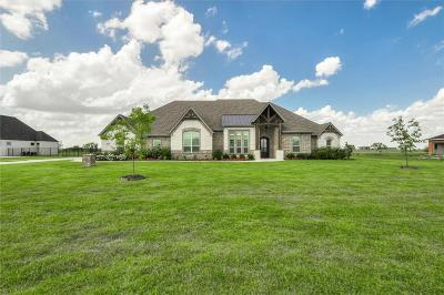 Fort Worth Single Family Home Active Option Contract: 12309 Dolce Vita Drive