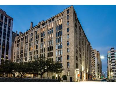 Downtown Dallas Condo For Sale: 1122 Jackson Street #611