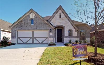 Forney TX Single Family Home For Sale: $299,873