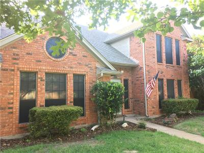 Dallas County Single Family Home For Sale: 1512 Finley Street