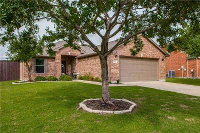 Forney Single Family Home For Sale: 102 Rambling Way